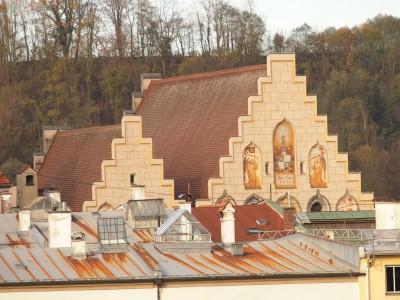 Rathaus der Stadt Wasserburg